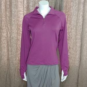 ALPINE DESIGN Women's Athletic Long Sleeve Top
